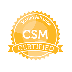 Scrum Alliance Logo Seal Csm Copy